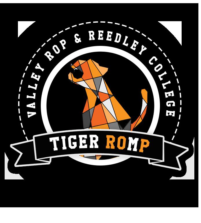 TIGER ROMP LOGO - WEB
